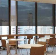 Solar Shades for Commercial window treatments image