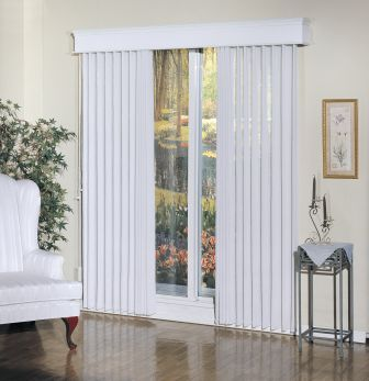 Sheer Vertical Blind