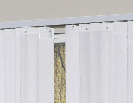 Sheer Vertical Blinds Sheer Radiance Luminette Bali