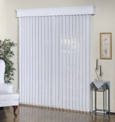 Sheer Vertical Blind - Made in the USA